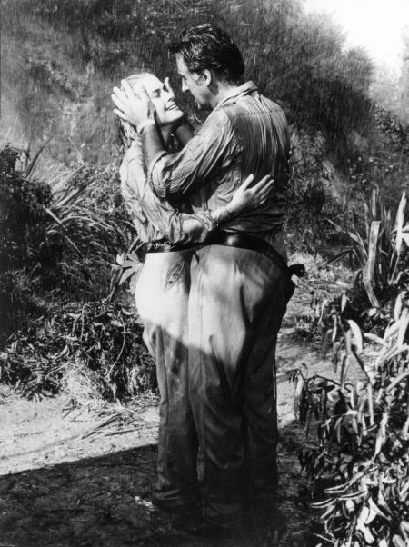 Grace KELLY und Stewart GRANGER